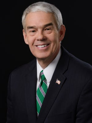 """Sen. Randy Gardner, R-Bowling Green, announced that Gov. John Kasich had signed legislation to provide $1.85 million annually in """"bridge"""" payments to the Benton-Carroll-Salem Schools district. The bridge payments will continue for three years and are needed due to the loss in tax revenue resulting from FirstEnergy's devaluation of its Davis-Besse equipment."""