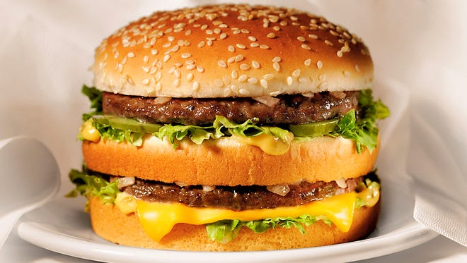 McDonald's is testing fresh burger patties instead of frozen in select stores in the Dallas area.