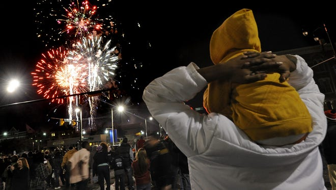 Montgomery's New Year?s Eve Celebration kicks off at 9 p.m. in the entertainment district near Commerce Street.