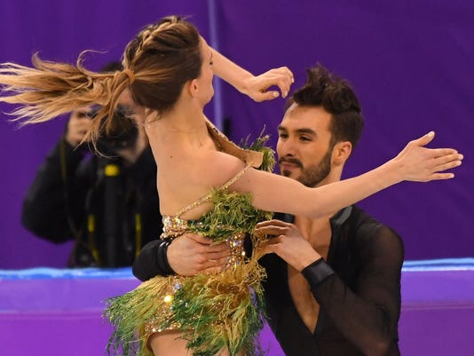2018-2-19 french ice dancer