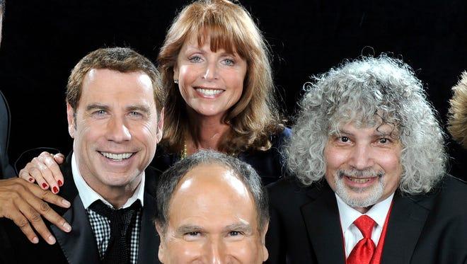 John Travolta, Marcia Strassman, Gabe Kaplan and Robert Hegyes  of 'Welcome Back, Kotter.'