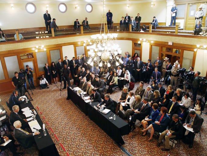 As the 2016 legislative session kicks off Jan. 11,