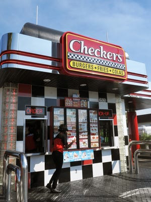 A franchisee plans to reopen three closed Checkers restaurants, pictured here in Florida, in the Nashville area this spring.