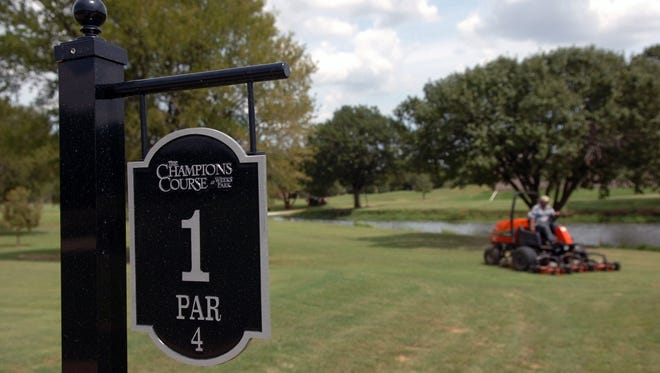 File photo: Champions Course at Weeks Park