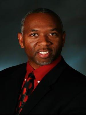 Darryl Farmer, the new principal of Ramsey Middle.