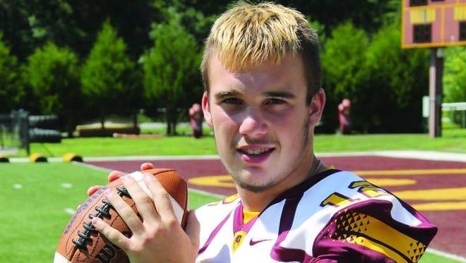 Sophomore Tye Mintz is a multi-sport standout at Cherokee.