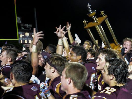 High School Football: Titusville at Astronaut