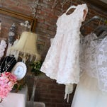 Downtown wedding dress resale shop makes gowns affordable