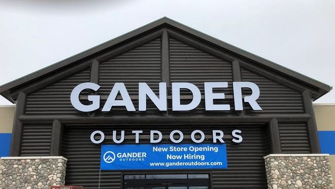 Gander Outdoors is celebrating the store's grand opening at Castleton Square Mall on Saturday, Feb. 10.