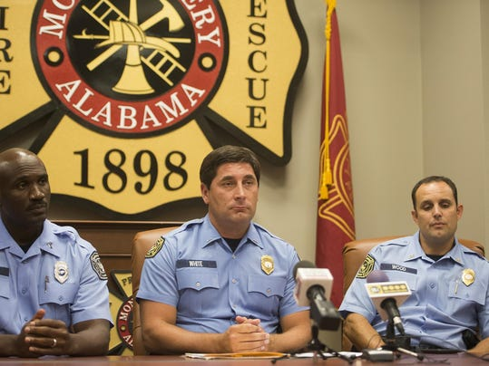 Fire Investigation Press Conference