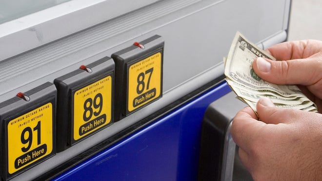 Rising gas prices.