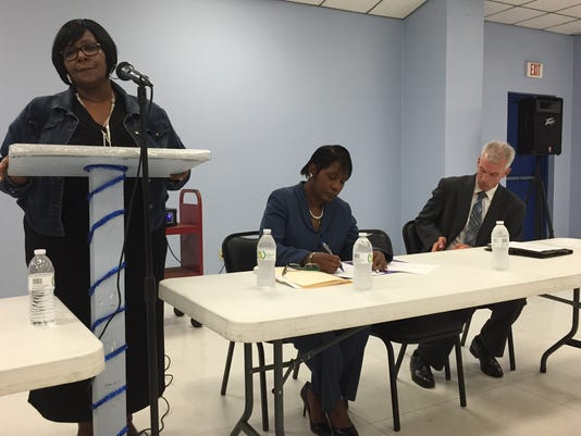 Expungement meeting