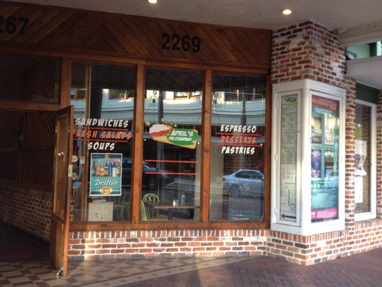 April's Pie Co. in downtown Fort Myers has new owners and changed its name to Wanna Bite Cafe.
