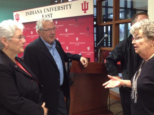 Indiana University East Legislative Forum