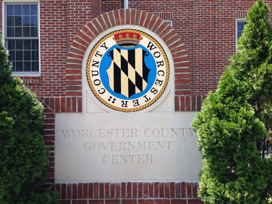 Worcester County Government Center