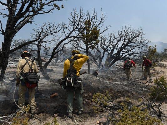 Perry Fire near Reno
