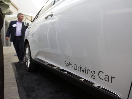 Google is testing self-driving cars in the Valley after mapping Chandler and parts of Ahwatukee.