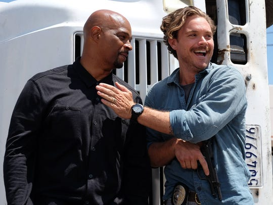 "Damon Wayans (left) will get a new ""Lethal Weapon"" co-star after Clayne Crawford was fired by Warner Bros."