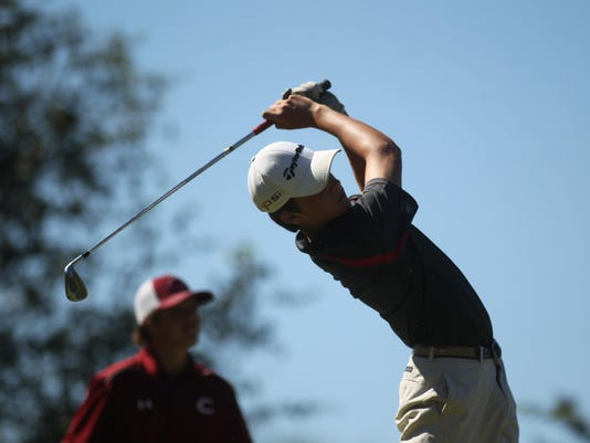 Boys district golf Seminole GC 063