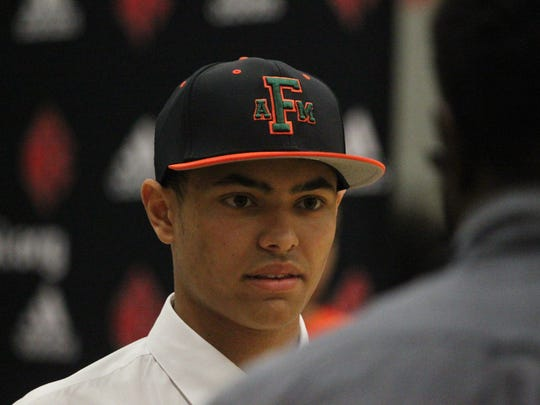North Florida Christian DB/WR Christopher Jerry signed with Florida A&M on National Signing Day.