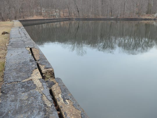 Morris County Park Commission officials said rehabilitation work on the dam at Silas Condict Park will take place this spring.