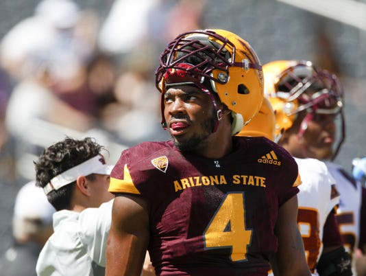 ASU football spring game