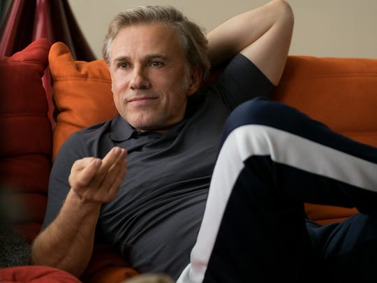 "Christoph Waltz plays Dusan Mirkovic in ""Downsizing."""