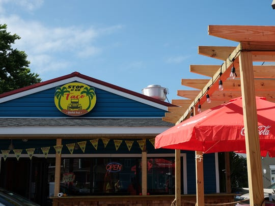 Stop N Go Taco in Rehoboth Beach opened in late April and is one of the few food stops in the area to make authentic Mexican tacos.