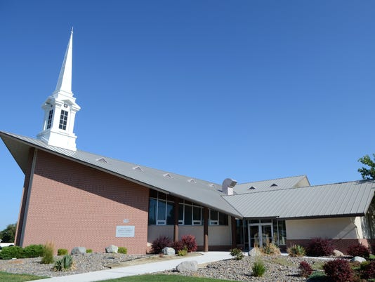 Mormon church in Fallon