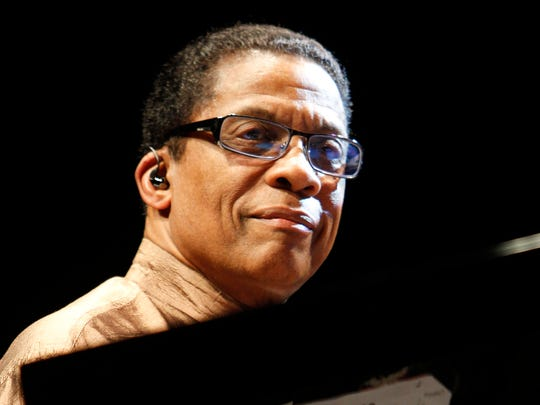 Keyboardist/composer Herbie Hancock will perform with Chick Corea at the Palladium in Carmel on April 18.