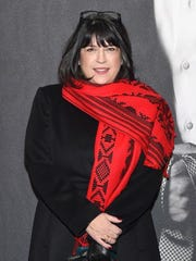 "Author E.L. James attends the ""Fifty Shades Of Grey"""