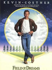 "Kevin Costner starred in the 1989 film ""Field of Dreams."""