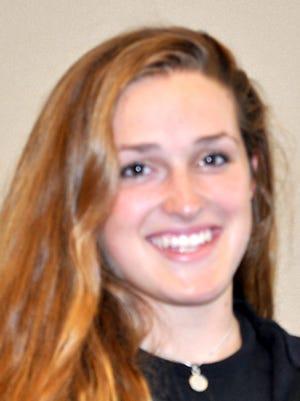 Princeton swimmer Sada Stewart (York Suburban)