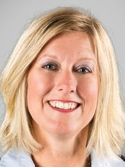 Amy Henry was hired by York Traditions Bank as a retail specialist.