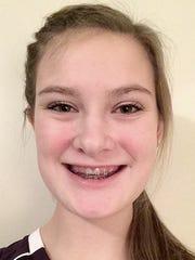 Brooke Emge, Shalom Christian girls basketball