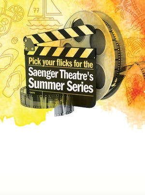 Cast your vote for the Saenger Theatre's 2016 Summer Classic Movie Series.