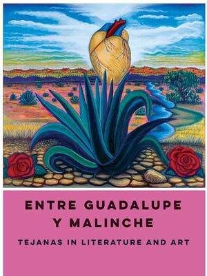 Book cover: Entre Guadalupe Y Malinche.