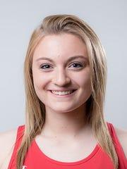 New Oxford's Madi Smith, a GameTimePA all-star girls'