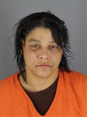 Anenia Marie Hare, 47, is charged with second-degree murder without intent in the death of her Thanksgiving death on Thursday, Nov. 23, 2017.