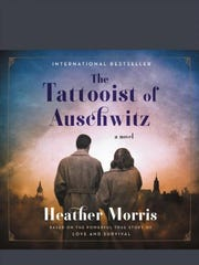 """The Tattooist of Auschwitz"" by Heather Morris"