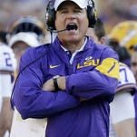LSU coach Les Miles remains among the top 10 highest-paid coaches in America.