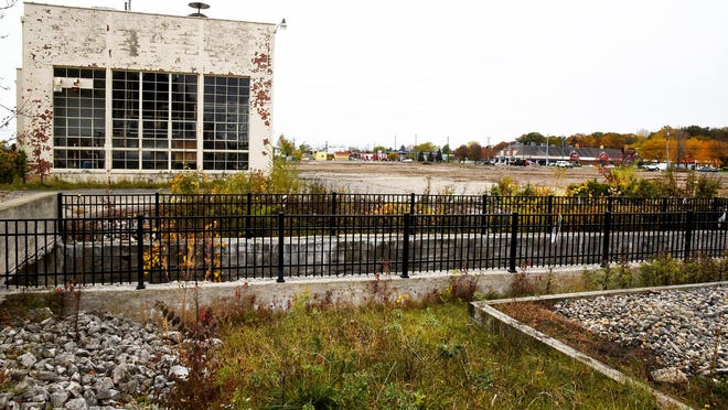 The site of the former La-Z-Boy World Headquarters is pictured on N. Telegraph Rd. in Monroe. The City of Monroe recently awarded two contracts related to the continued redevelopment of the property.