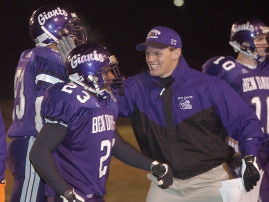 FILE – Tom Allen's coaching career has taken to schools across the state, including Ben Davis.