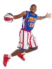 As a Harlem Globetrotter, Buckets Blakes holds s world's