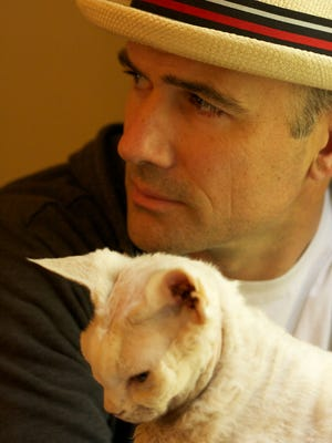 Author Mark Z. Danielewski