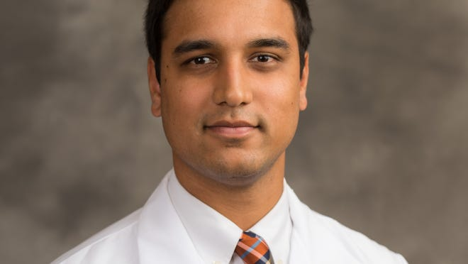 Middlesex Digestive Health & Endoscopy Center has announced that Needham resident Dr. Arpan Patel has joined the practice. Pictured, is Patel.