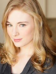 Jenny Leona plays Sybil in Geva's 'Private Lives.'