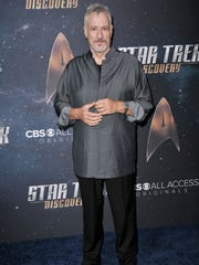 "John de Lancie arrives at the ""Star Trek: Discovery"" Premiere held at the ArcLight Cinerama Dome in Hollywood, CA on Tuesday, September 19, 2017. (Photo By Sthanlee B. Mirador/Sipa USA)(Sipa via AP Images)"