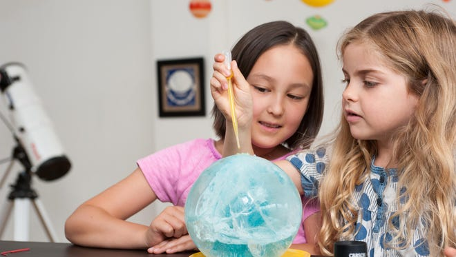 Hands-on experiences are key to Sciencenter's mission.