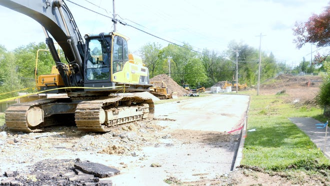 Construction is coming to Cincinnati Dayton Road through Fall 2019, according to the Butler County Engineer's Office. Road will stay open, but congestion in expected.